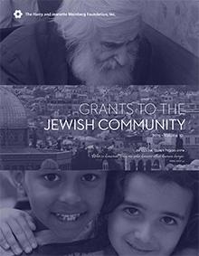 Jewish Community Grants Overview